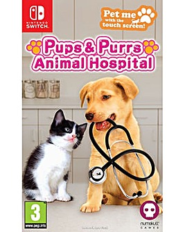 Pups  Purrs Animal Hospital Switch