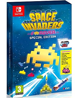 Space Invaders Forever Special Edition