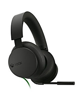 Official Xbox WIRED Stereo Headset