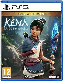 Kena Bridge of Spirits Deluxe PS5