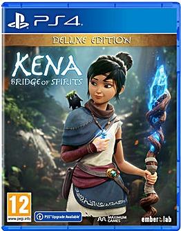 Kena Bridge of Spirits Deluxe PS4