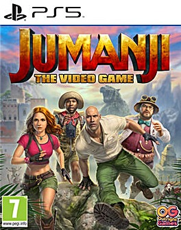 Jumanji The Video Game PS5