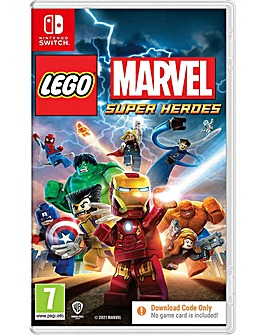Lego Marvel Super Heroes CODE IN A BOX