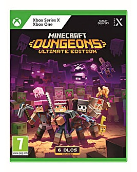 Minecraft Dungeons Ultimate Edition Xbox