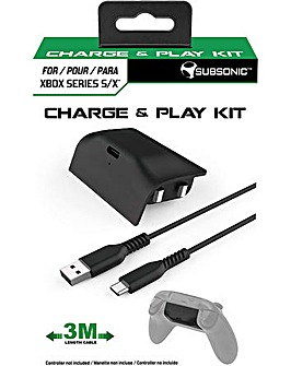 Subsonic Charge  Play Kit Series X