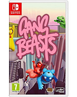 Gang Beasts Switch