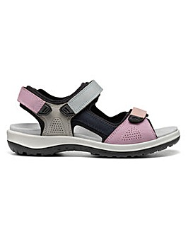 Hotter Travel Wide Fit Sandal