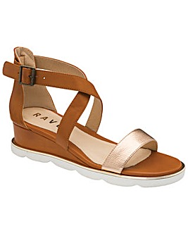 Ravel Junee Sandals Standard D Fit