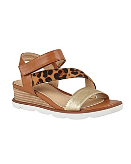 Lotus Sophia Sandals Standard D Fit