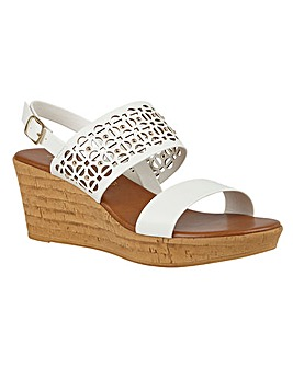 Lotus Zarina Sandals Standard D Fit