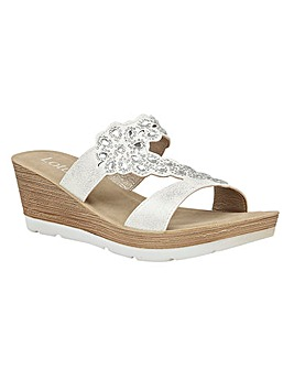 Lotus Catania Sandals Standard D Fit
