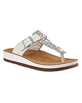 Lotus Palermo Sandals Standard D Fit