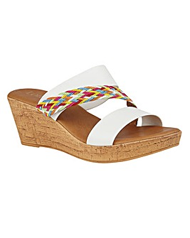 Lotus Jezebel Sandals Standard D Fit