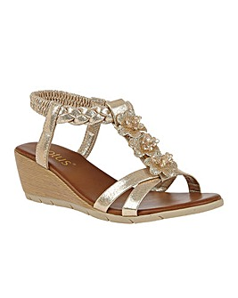 Lotus Aiana Sandals Standard D Fit