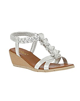 Lotus Aiana Sandals Standard D Fit