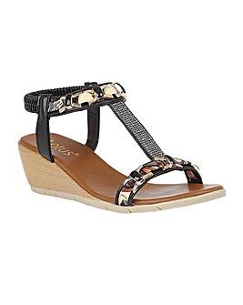 Lotus Neve Sandals Standard D Fit