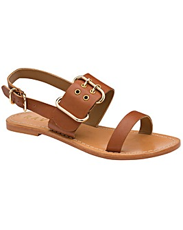 Ravel Neath Flat Sandals Standard D Fit