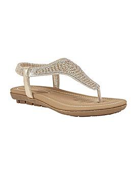 Lotus Orla Sandals Standard D Fit