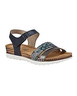 Lotus Prato Sandals Standard D Fit