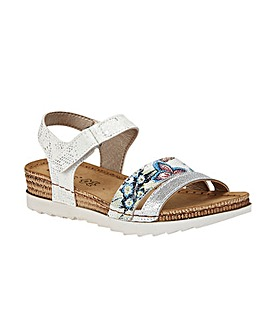 Lotus Prato Sandals Standard D Fit