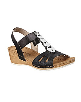 Lotus Padova Sandals Standard D Fit