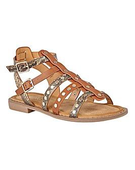 Lotus Delaney Sandals Standard D Fit