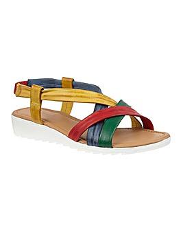 Lotus Rosanne Sandals Standard D Fit