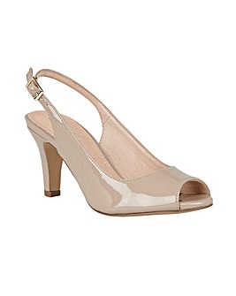 Lotus Zaria Court Shoes Standard D Fit