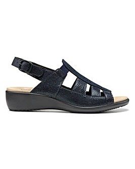 Hotter Roma Wide Fit Sandal