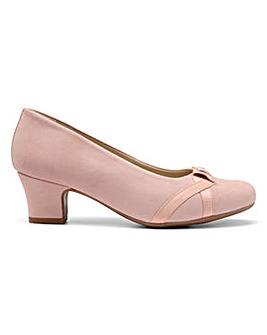 Hotter Georgia Standard Fit Court Shoe