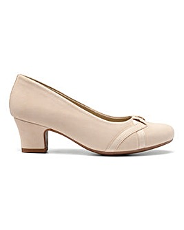 Hotter Georgia Standard Fit Court Shoe