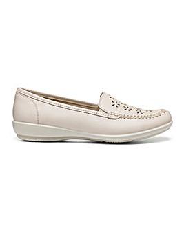 Hotter Jazz Wide Fit Slip On Shoe