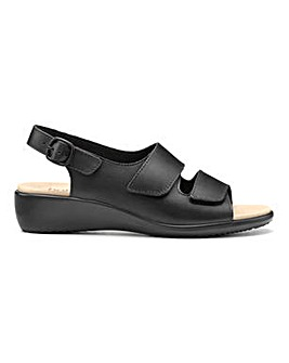Hotter Easy Extra Wide Fit Sandal