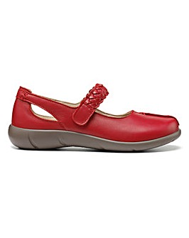 Hotter Shake Extra Wide Mary Jane Shoe