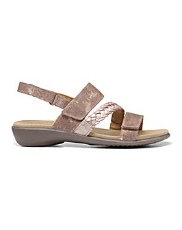 Hotter Ripple Strappy Sandal