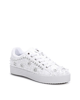 Paradox London Zarina Trainers
