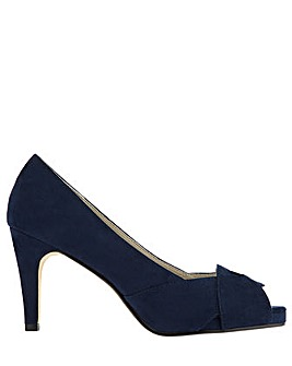 Monsoon Carrie Court Peep Toe Shoe