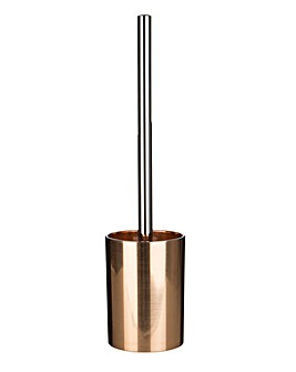 Rose Gold Toilet Brush & Holder