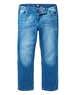 Union Blues Loose Fit Jeans 33 Inch