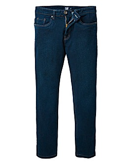 Straight Fit Jeans 31 in