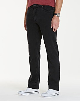 Union Blues Straight Fit Jeans 31 Inch