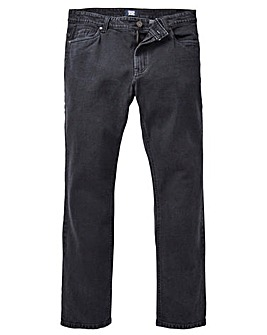 Bootcut Fit Jeans 31in