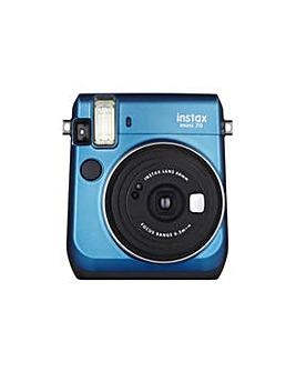 instax Mini 70 camera with 10 shots