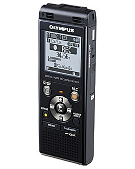 Olympus WS-853 8GB Digital Recorder