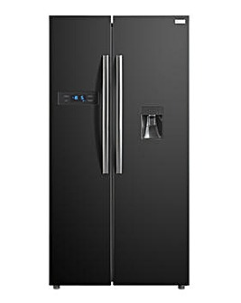 Russell Hobbs Black Fridge Freezer