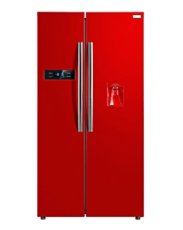 Russell Hobbs Red Fridge Freezer