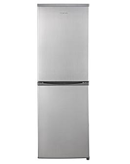 Russell Hobbs 54cm Silver Fridge Freezer