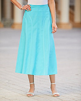 Julipa Linen Skirt 27in