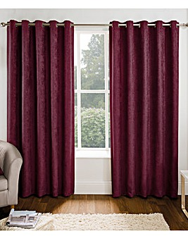 Buxton Thermal Eyelet Dimout Curtains