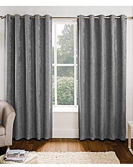 Buxton Thermal Eyelet Curtains